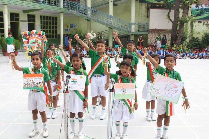 Whizzkid International School-Independence Day