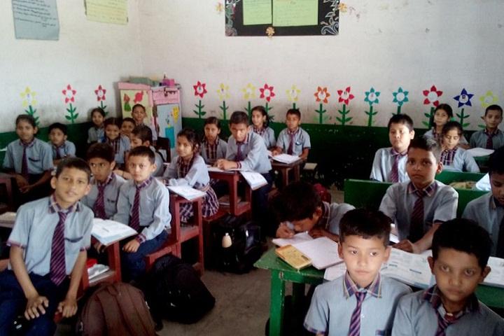 Wisdom Public School-Classroom