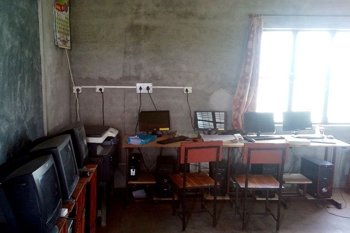 Wisdom Public School-Computer Lab