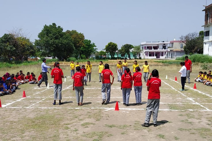 Wisdom Public School-Sports