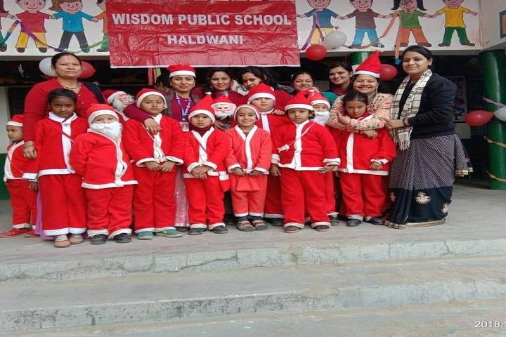 Wisdom Public School-Christmas Celebrations