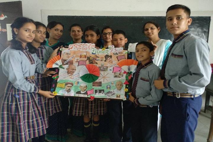 Wisdom Public School-School Exhibition