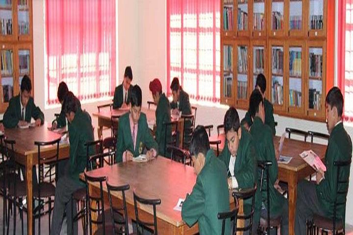 WoodBridge School-Library