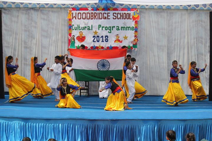 WoodBridge School-Cultural Fest