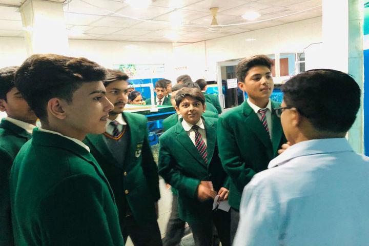 WoodBridge School-Educational Tour