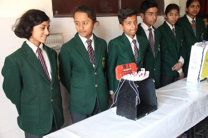 WoodBridge School-Science Exhibition