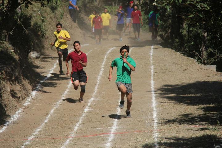 WoodBridge School-Sports