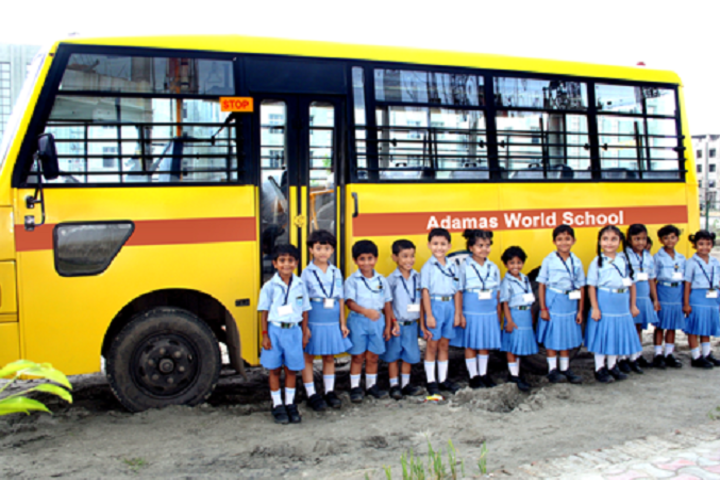 Adamas World School-Bus Transport