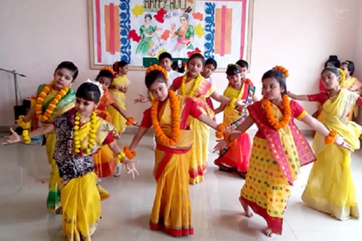 Adamas World School-Dance