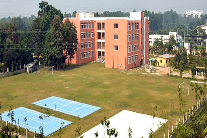 Adamas World School-Playground