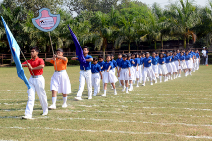 Adamas World School-Sports Day