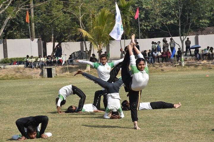 Aditya Academy Secondary-Gymnasium