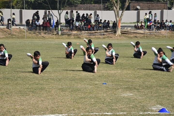 Aditya Academy Secondary-Yoga
