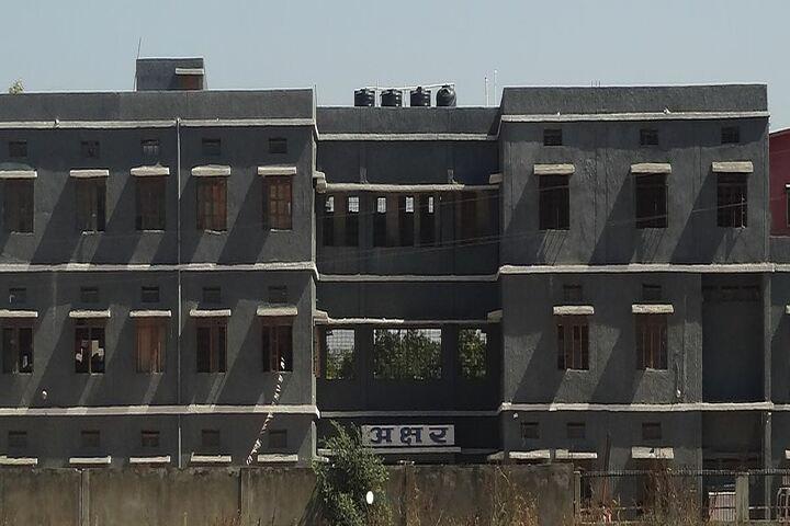 Akshar The School-Campus View