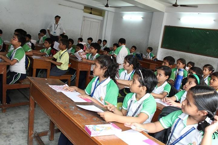 Aditya Academy Senior Secondary School-KG Classroom