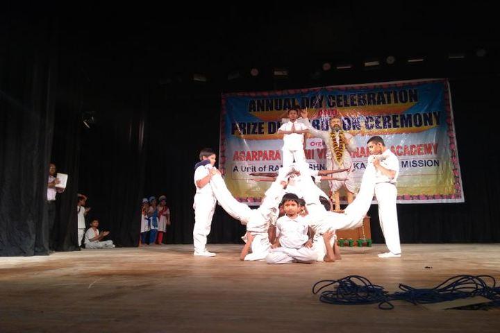 Agarpara Swami Vivekananda Academy-Activity