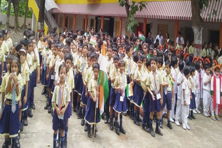 Agarpara Swami Vivekananda Academy-Assembly Ground
