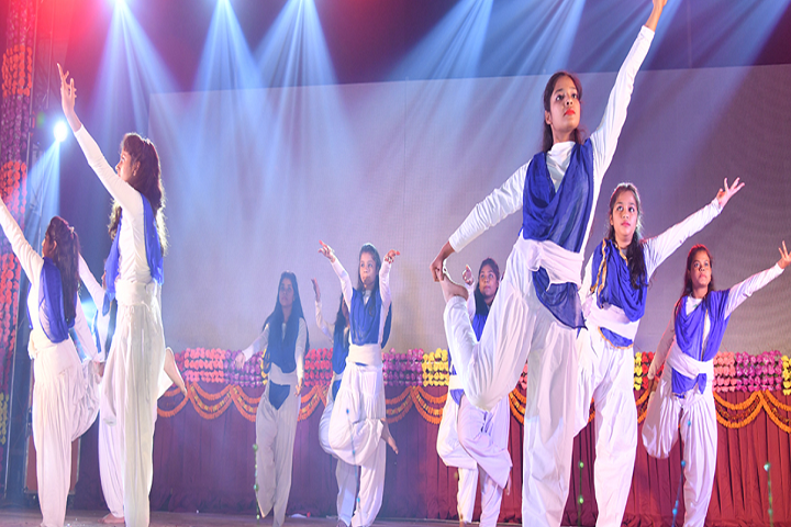 AGPN Convent And Eklabya Residential School-Group Dance