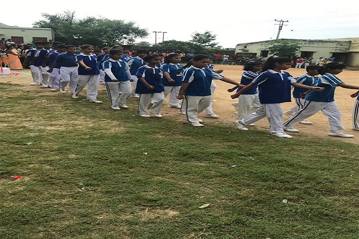 AGPN Convent And Eklabya Residential School-Independence Day Celebration