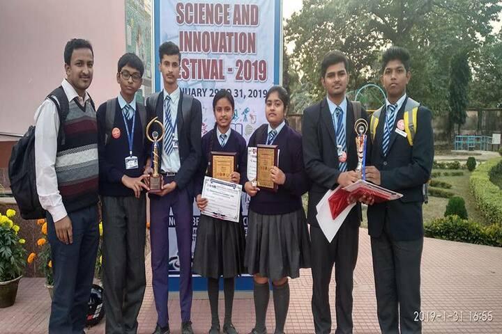 Air Force School-Award Winners