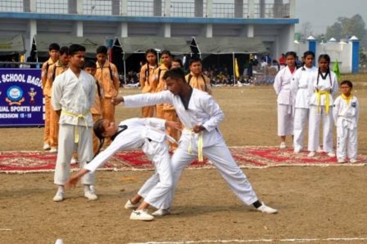 Air Force School-Karate