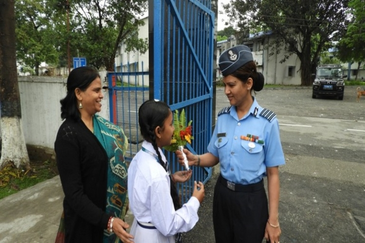 Air Force School-Guest