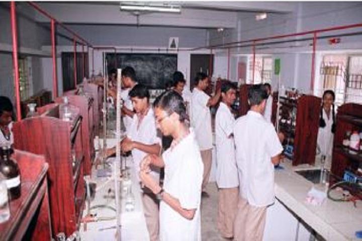 Amrita Vidyalaya -Chemistry Lab