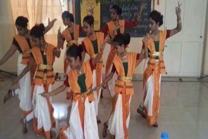 Amrita Vidyalaya-Cultural Dance