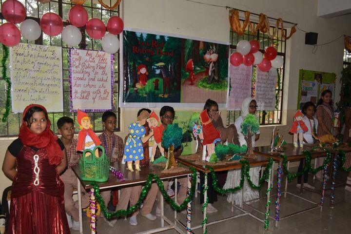Amrita Vidyalaya-School Exhibhition