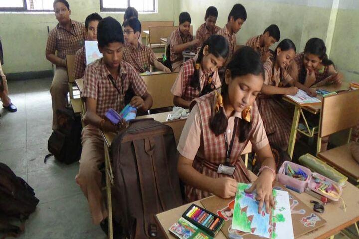 Amrita Vidyalayam - Classrooms