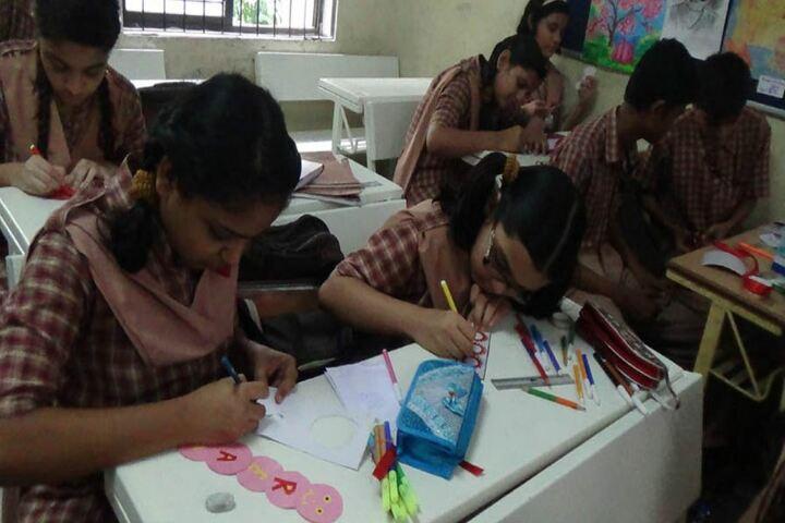Amrita Vidyalayam - Drawing Competition