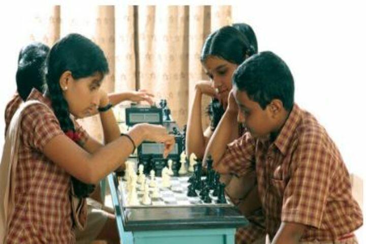 Amrita Vidyalayam - Indoor Games