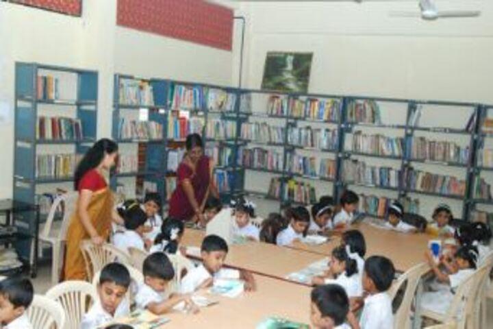 Amrita Vidyalayam - Library