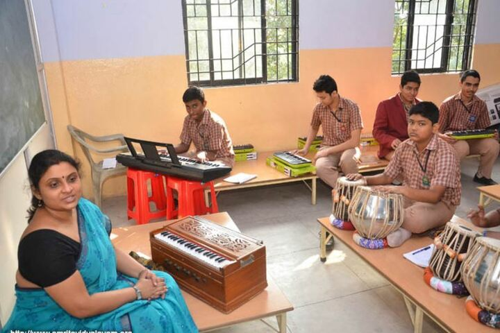 Amrita Vidyalayam - Music Room