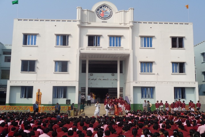 Arambagh Vivekananda Academy-Assembly