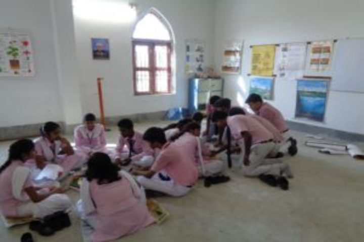 Arambagh Vivekananda Academy-Composite Science Lab