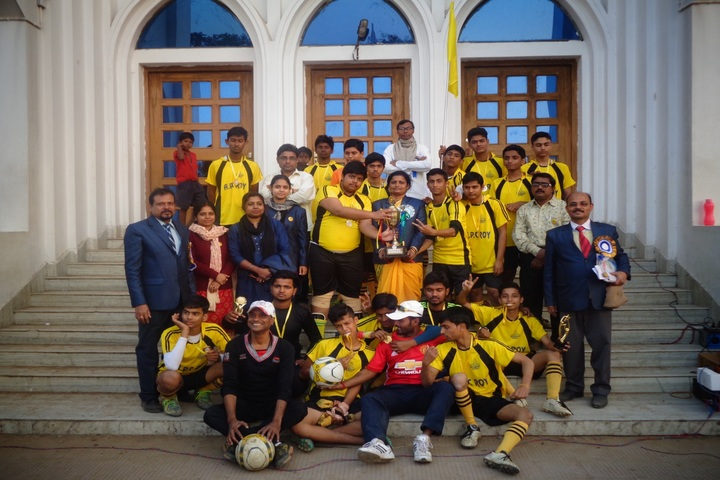 Arambagh Vivekananda Academy-Food Ball Team