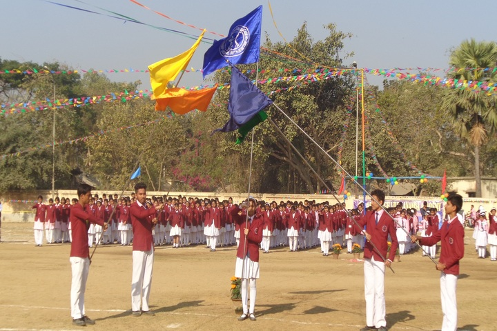 Arambagh Vivekananda Academy-Sports Day