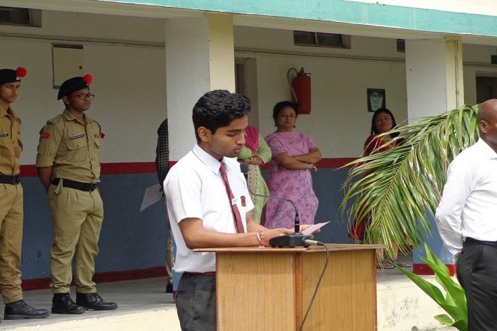 Army Public School-Seminar