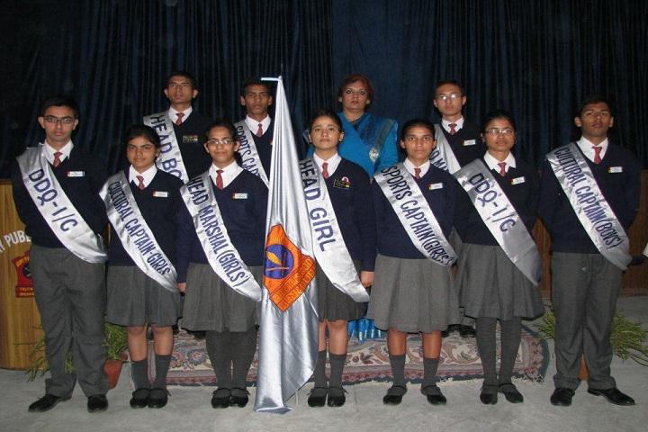 Army Public School-Investiture Event