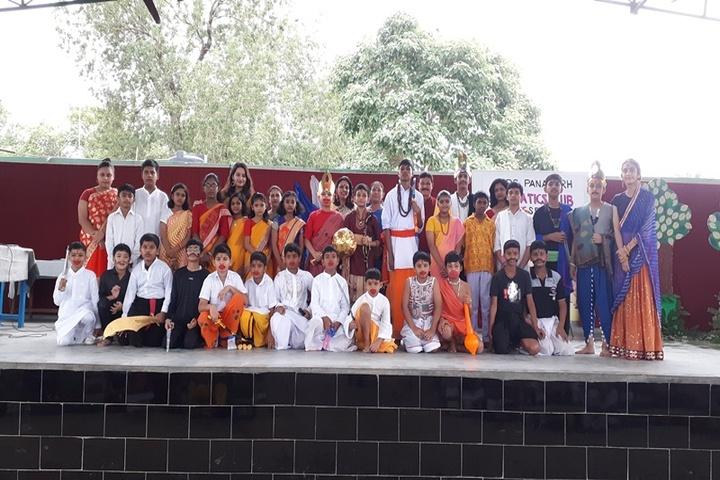 Army Public School-Festival celebration