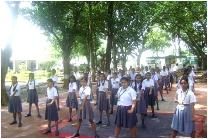 Army Public School-Self Defence Classes
