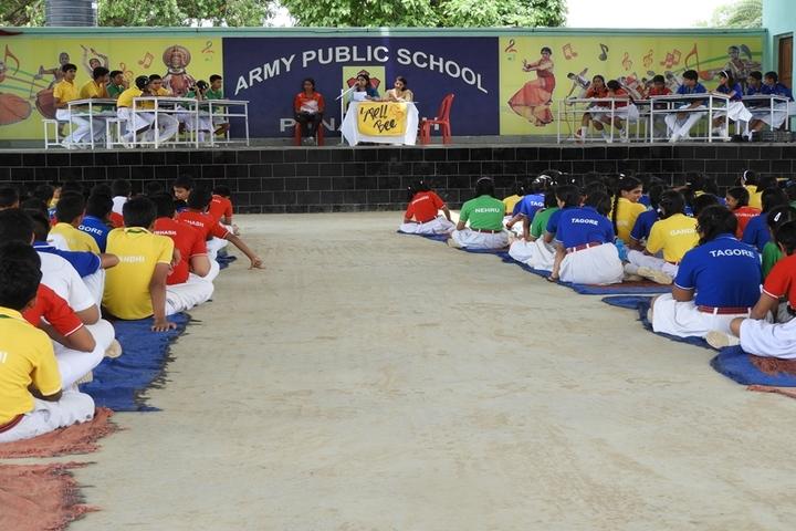 Army Public School-Spell Bee