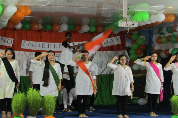 Army Public School-Indepedence Day