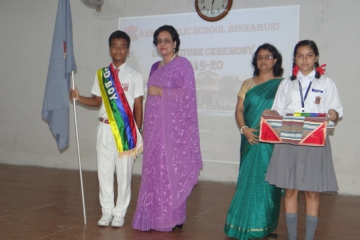 Army Public School-Ceremony