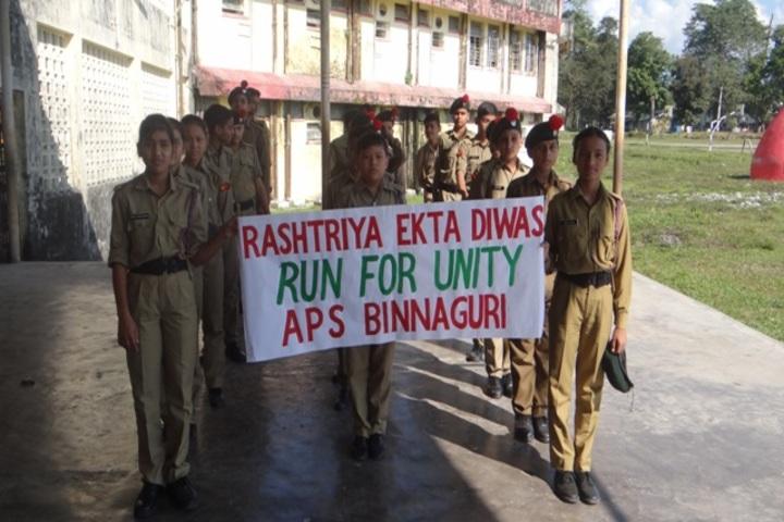 Army Public School-Rashtriya Ektha Diwas