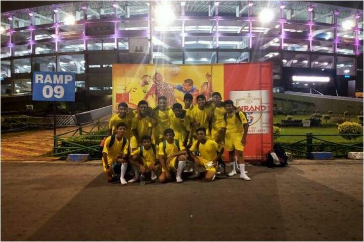 Army Public School-Sports Team