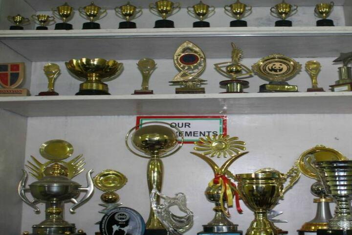 Army Public School-Awards