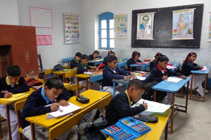 Army Public School-Class Room