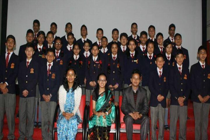 Army Public School-Group Photo